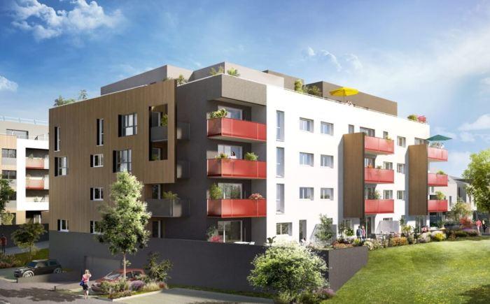 Appartements neufs Noyal-Châtillon-sur-Seiche référence 4035 : aperçu n°0