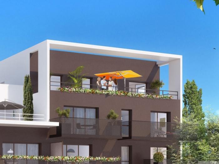 Appartements neufs Vern-sur-Seiche référence 4028 : aperçu n°0