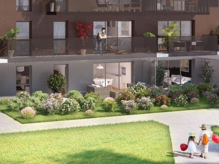 Appartements neufs Vern-sur-Seiche référence 4028 : aperçu n°2