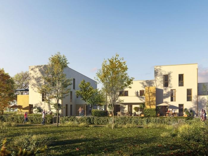 Appartements neufs Vern-sur-Seiche référence 4027 : aperçu n°0