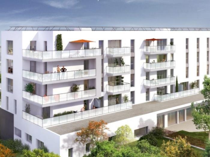 Appartements neufs Vern-sur-Seiche référence 4025 : aperçu n°0