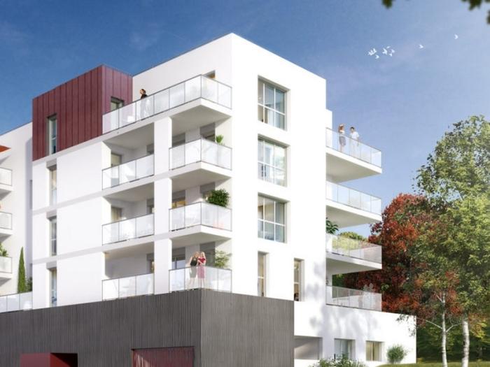 Appartements neufs Vern-sur-Seiche référence 4025 : aperçu n°2