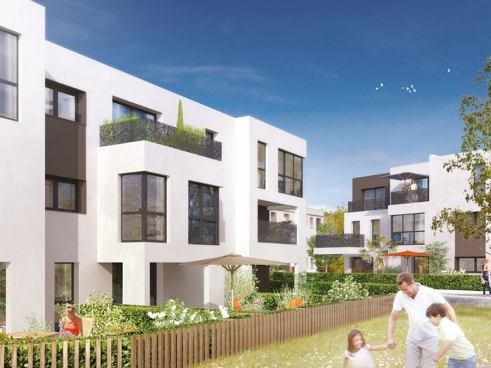 Appartements neufs Saint-Jacques-de-la-Lande référence 4014 : aperçu n°0