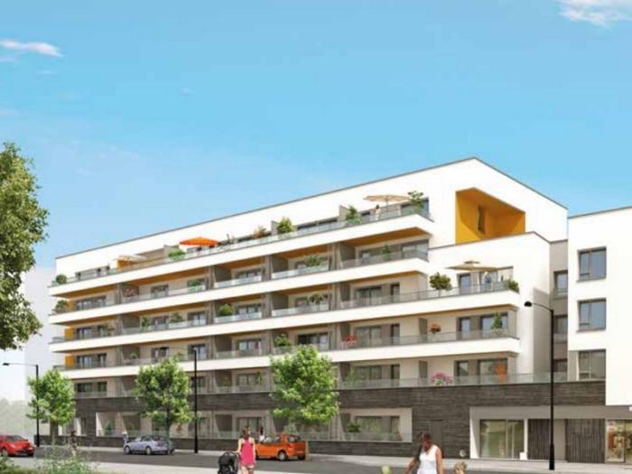 Appartements neufs Saint-Jacques-de-la-Lande référence 4013 : aperçu n°0