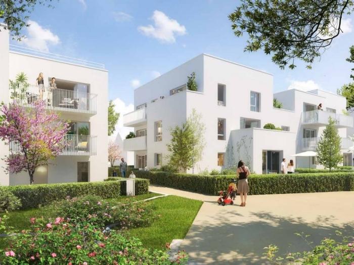 Appartements neufs Saint-Jacques-de-la-Lande référence 4012 : aperçu n°0