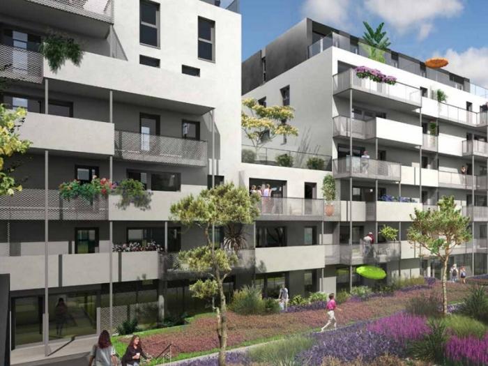 Appartements neufs Bruz référence 4395 : aperçu n°0