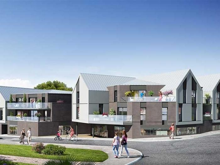 Appartements neufs La Chapelle-des-Fougeretz référence 4003 : aperçu n°0