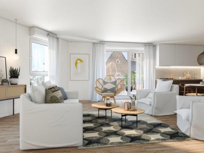 Appartements neufs La Chapelle-des-Fougeretz référence 4003 : aperçu n°1