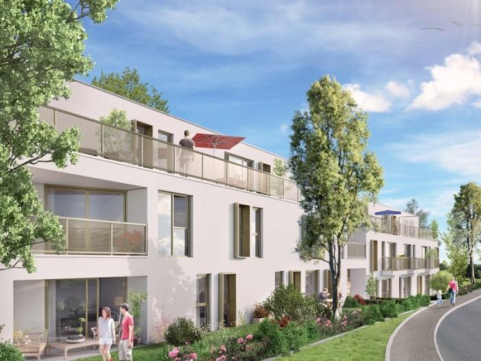 Appartements neufs Montgermont référence 4001 : aperçu n°0
