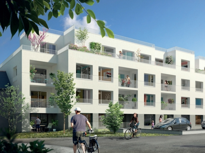 Appartements neufs Vezin-le-Coquet référence 3980 : aperçu n°0