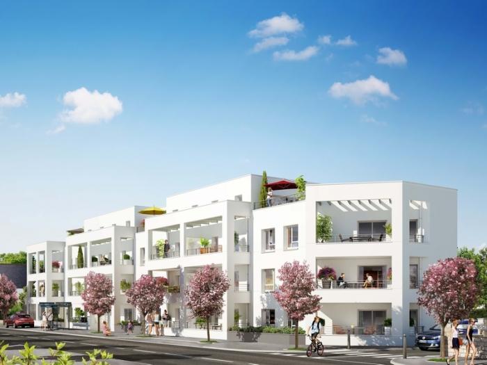 Appartements neufs Mordelles référence 3981 : aperçu n°0