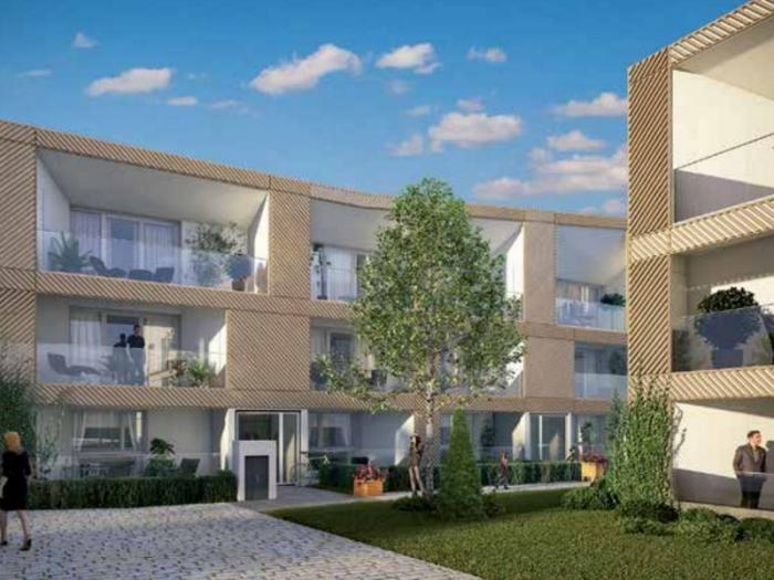 Appartements neufs Le Rheu référence 3993 : aperçu n°0