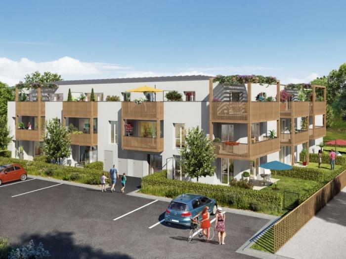 Appartements neufs Le Rheu référence 3992 : aperçu n°0