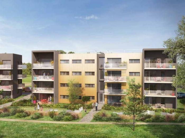 Appartements neufs Le Rheu référence 3991 : aperçu n°2