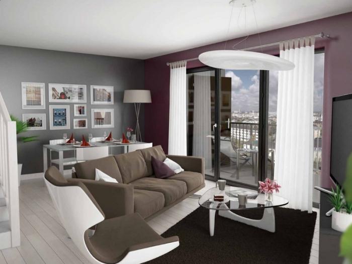 Appartements neufs Cleunay - Arsenal - Redon référence 3990 : aperçu n°1