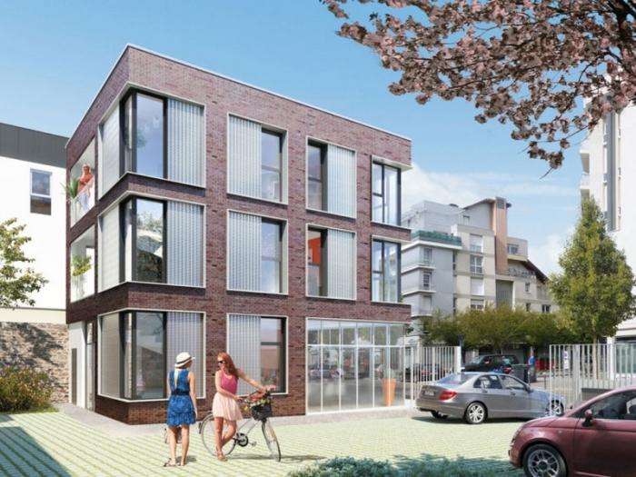Appartements neufs Thabor – Saint-Hélier - Alphonse Guérin référence 3988 : aperçu n°3