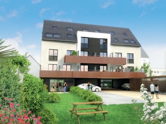 Appartements neufs Jeanne d'Arc - Longs-Champs - Atalante Beaulieu référence 3987 : aperçu n°0