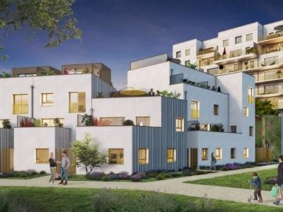 Appartements neufs Jeanne d'Arc - Longs-Champs - Atalante Beaulieu référence 3986