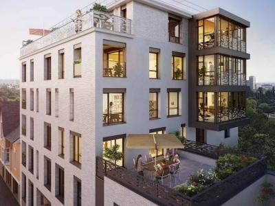 Appartements neufs Bourg-l'Évesque - la Touche - Moulin du Comte référence 3975