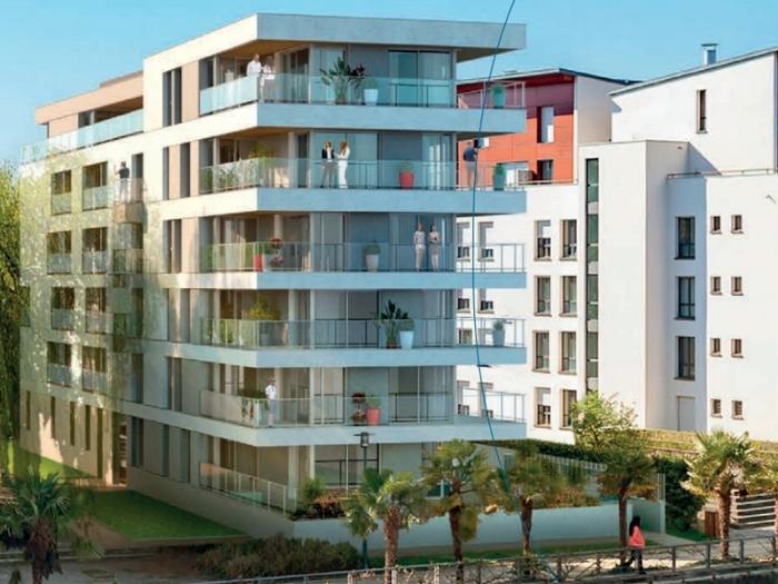 Appartements neufs Cleunay - Arsenal - Redon référence 3971 : aperçu n°0
