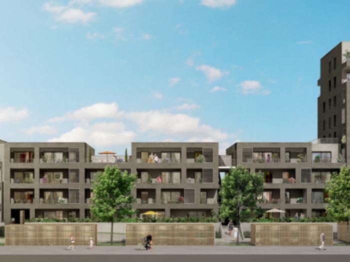 Appartements neufs Cleunay - Arsenal - Redon référence 3970 : aperçu n°0