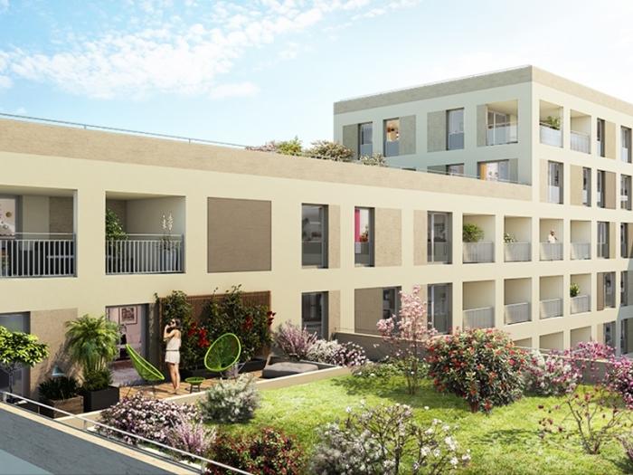 Appartements neufs Cleunay - Arsenal - Redon référence 4382 : aperçu n°3