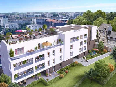 Appartements neufs Sud-Gare référence 3963