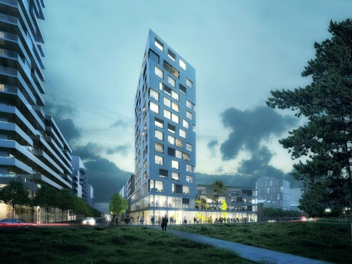 Appartements neufs Jeanne d'Arc - Longs-Champs - Atalante Beaulieu référence 3956 : aperçu n°0