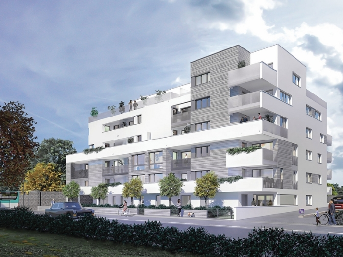 Appartements neufs Francisco-Ferrer - Vern - Landry - Poterie référence 3954 : aperçu n°0