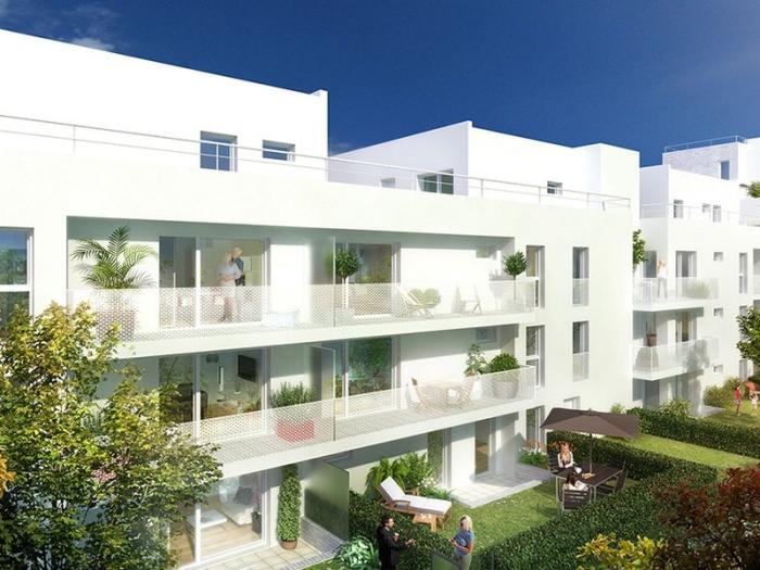 Appartements neufs Francisco-Ferrer - Vern - Landry - Poterie référence 3953 : aperçu n°0