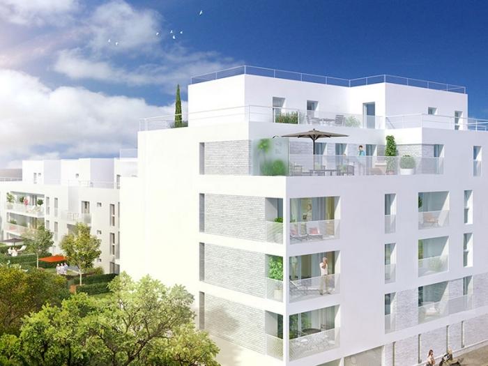 Appartements neufs Francisco-Ferrer - Vern - Landry - Poterie référence 3953 : aperçu n°3