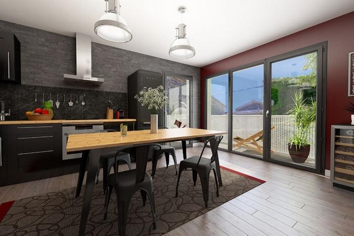 Appartements neufs Francisco-Ferrer - Vern - Landry - Poterie référence 3953 : aperçu n°1