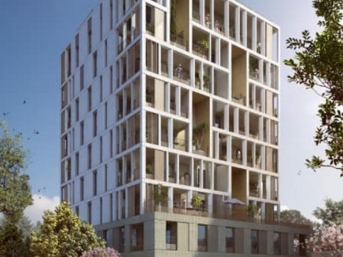 Appartements neufs Le Blosne référence 3950 : aperçu n°0