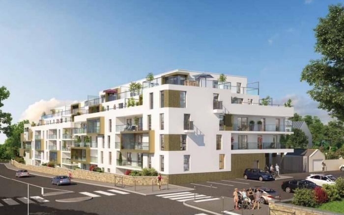 Appartements neufs Maurepas - Patton - Bellangerais référence 3948 : aperçu n°0