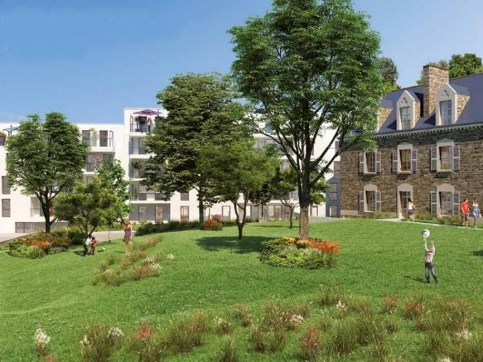 Appartements neufs Maurepas - Patton - Bellangerais référence 3948 : aperçu n°2