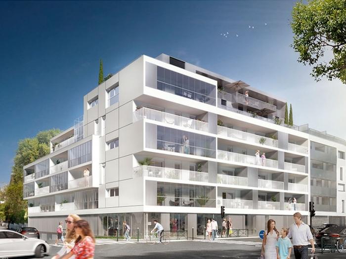 Appartements neufs Maurepas - Patton - Bellangerais référence 3947 : aperçu n°0