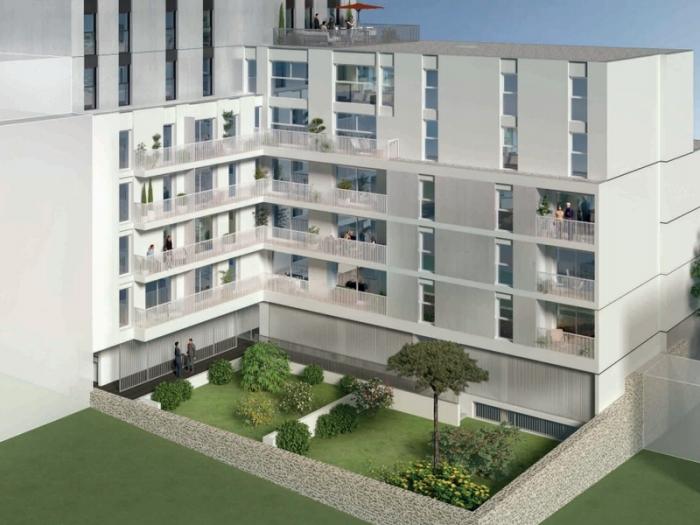 Appartements neufs Maurepas - Patton - Bellangerais référence 3947 : aperçu n°2