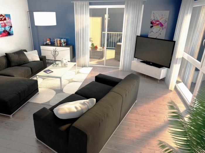 Appartements neufs Maurepas - Patton - Bellangerais référence 3947 : aperçu n°1