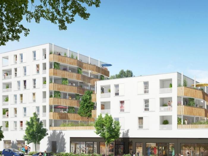 Appartements neufs Maurepas - Patton - Bellangerais référence 3946 : aperçu n°0