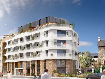 Appartements neufs Jeanne d'Arc - Longs-Champs - Atalante Beaulieu référence 3944