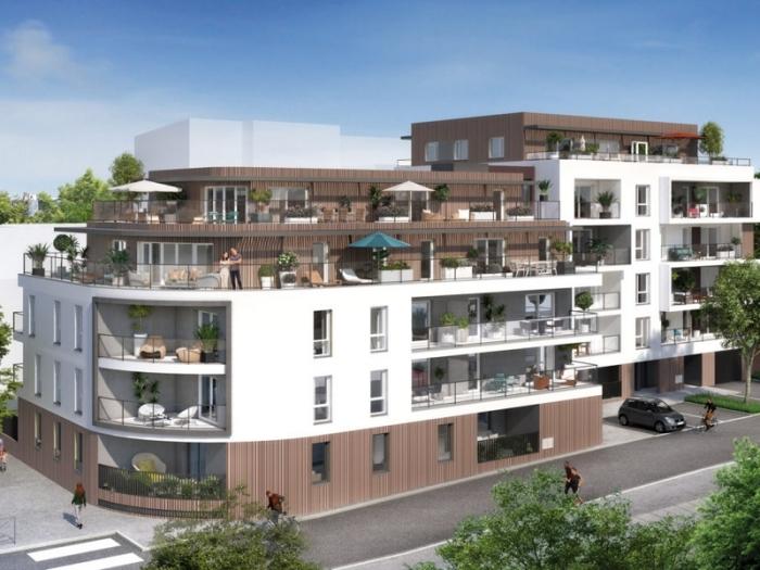 Appartements neufs Jeanne d'Arc - Longs-Champs - Atalante Beaulieu référence 3943 : aperçu n°0