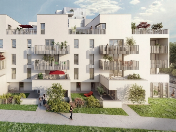 Appartements neufs Nord Saint-Martin référence 3938 : aperçu n°0