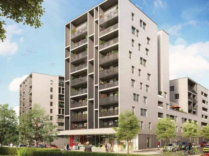Appartements neufs Villejean - Beauregard référence 3935 : aperçu n°0