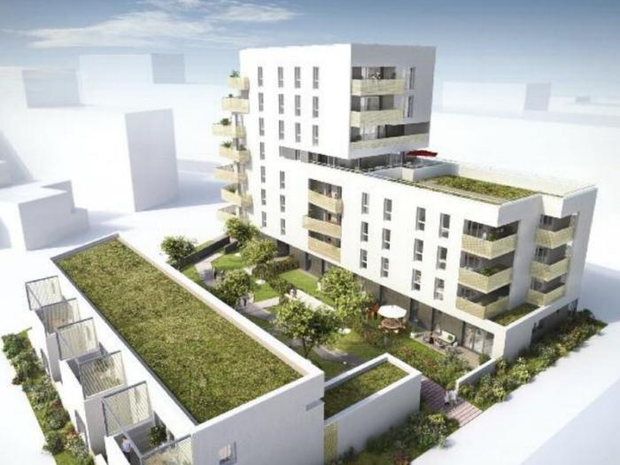 Appartements neufs Villejean - Beauregard référence 3934 : aperçu n°0