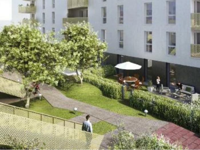Appartements neufs Villejean - Beauregard référence 3934 : aperçu n°2