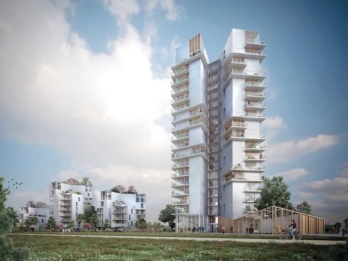 Appartements neufs Villejean - Beauregard référence 3933 : aperçu n°0
