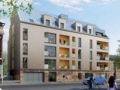 Appartements neufs Villejean - Beauregard référence 4388