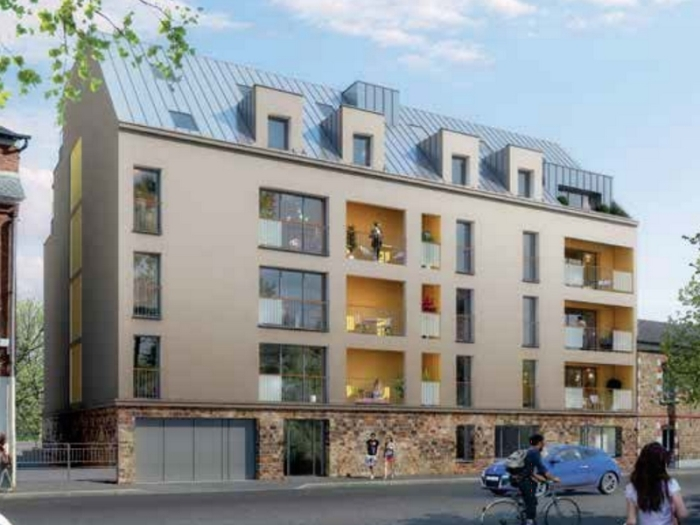Appartements neufs Villejean - Beauregard référence 4388 : aperçu n°0