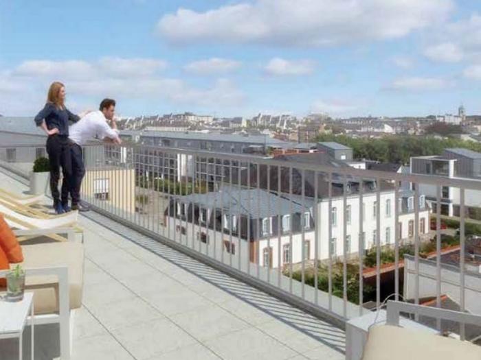Appartements neufs Villejean - Beauregard référence 4388 : aperçu n°2