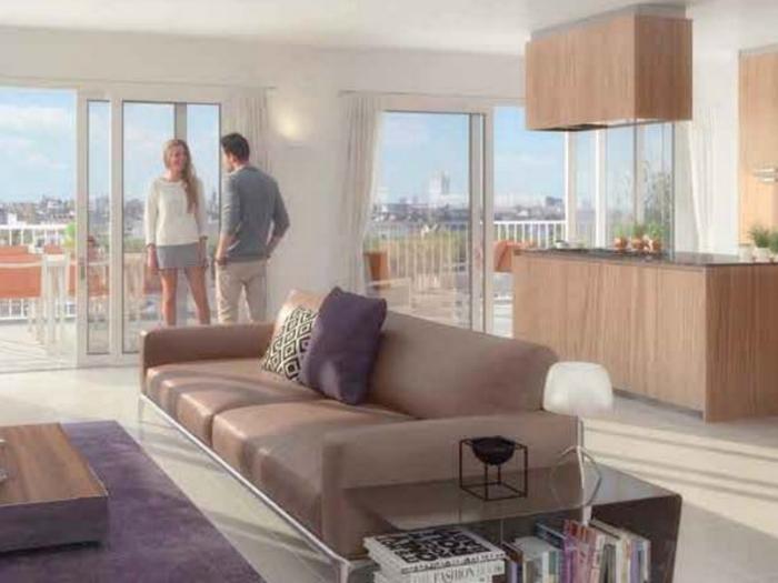 Appartements neufs Villejean - Beauregard référence 4388 : aperçu n°1